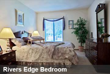 Rivers Edge Bedroom