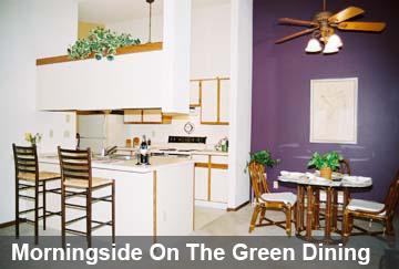 Morningside On The Green Dining